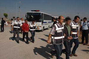 ÖSS'de sahtecilikten 177 kişi gözaltında.14178