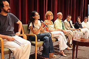 New York'ta Türk sineması konuşuldu.21641