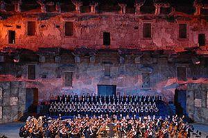 Aspendos'ta Turandot sahnelenecek.21014