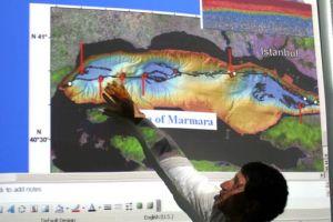 Marmara'nın 70 km'lik alanı deprem riski taşıyor.14054