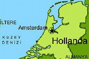 Hollanda'da gurbetçi vatandaş çıldırdı.13824