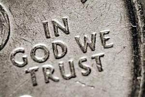 Adını 'In God' soyadını 'We Trust' yaptı.16929
