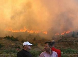 Gülnar'daki yangın derin yaralar açtı.7865