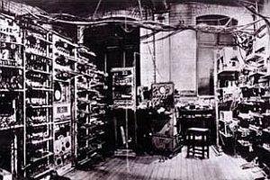 Modern bilgisayarların 'büyükbabası'.25147