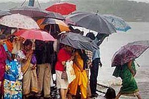 Hindistan'da muson faciası: 30 ölü.18858