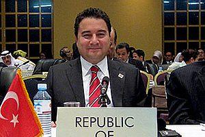 Dışişleri Bakanı Babacan, Mısır'a gitti.20438