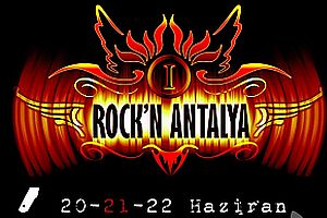 'Rock'N Antalya' sona erdi.19265
