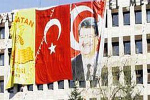 Özal'ın mirası ANAVATAN binası kiralığa çıkarıldı.19660