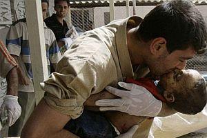 İşte Amerika'nın Irak'a vaad ettiği özgürlüğün fotoğrafı.17058