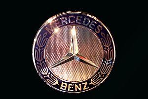Mercedes'te üretim duruyor.12943