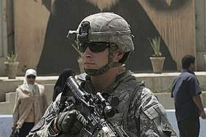 Irak'ta 2 ABD askeri öldürüldü.17130