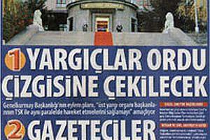 Taraf gazetesi TSK'nın Türkiye planını deşifre etti.21447