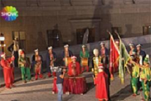 Topkapı Sarayı'nda Mehter Konserleri.11994