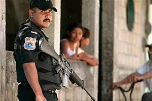 Meksika'da sokağa çıkmama çağrısı!.14609