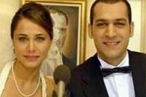Asi dizisinin oyuncusu Murat evlendi.11401