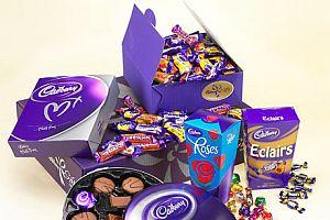 Çikolata devi Cadbury'den 'şeker' gibi tablo.19466