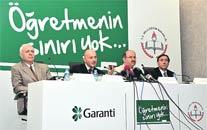 Garanti'den eğitime destek.8201