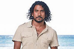 Lost'un Sayid'i, Terim'i çok komik bulmuş.9226