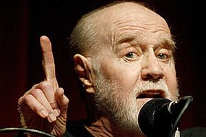 Komedyen George Carlin öldü.13828