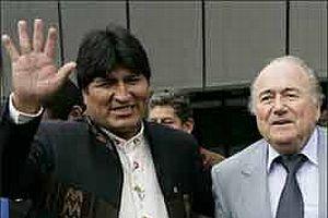 Bolivya, İsrail ile ilişkilerini kesiyor.12676