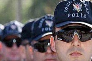 A�ustos'ta 42 bin polis askere gidiyor.12505