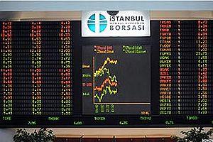 Yabancı yatırımcının borsadaki payı arttı.22411