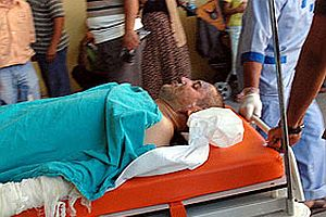Gaziantep'te askeri birlikte patlama: 4'� a��r 13 yaral�.20966
