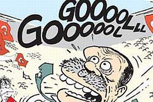 Leman dergisi Erdoğan'ı 'yıldız' yaptı.23849