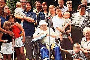 Sapık babanın ailesine EURO 2008 terapisi.27585