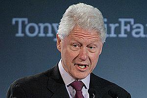 Eski Ba�kan Bill Clinton'dan Obama'ya tam destek.12073