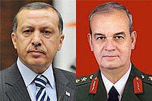 Erdoğan'dan Başbuğ'a tam destek.14962