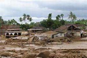 Kolombiya'da heyelan: 10 ölü.13576