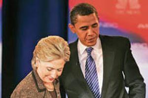 Obama, Hillary'e yardım.10329
