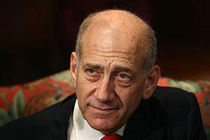 Olmert altıncı kez sorgulandı.8544