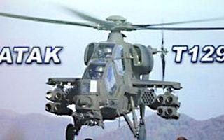 Türk yapımı savaş helikopteri T129 FOTO.13378