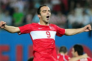 Türkiye, Şili'yi devirdi: 1-0.13303