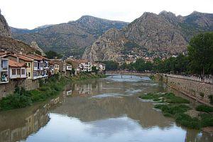 Yeşilırmak'ın suyu Ankara'dan izlenecek.15689