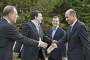 Rusya - AB müzakereleri başladı.21721