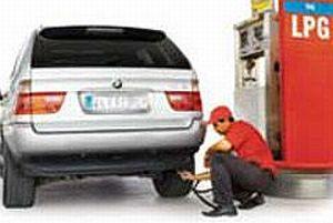 Tüketici LPG'ye kayıyor.12366