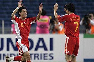 Çin futbolda Türkiye'yi örnek alacak.16120