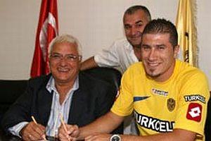 Mehmet Yılmaz Ankaragücü'nde.13692