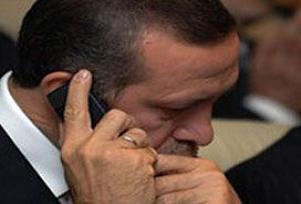 Erdoğan, Ferhat Göçer'i aradı.9547