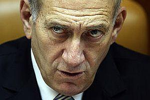 Olmert istifa etti.12886
