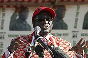 Zimbabve'deki seçimi Mugabe kazandı.15626