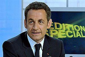Sarkozy, Medvedev'den