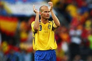Ljungberg milli takımı bıraktı.12028