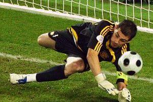 Casillas'a büyük jest.20194