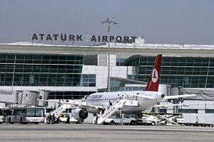 Atatürk Havalimanı'nda iş kazası: 1 ölü.20082