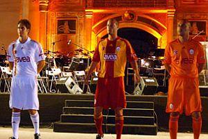 İşte Galatasaray'ın yeni formaları.20259