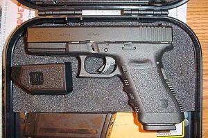ATO'da bulunan Glock marka tabanca kime ait?.28214